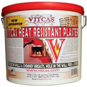 Heat Resistant Plaster | By Vitcas | Fire Plug
