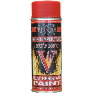 Heat Resistant Spray Paint Red